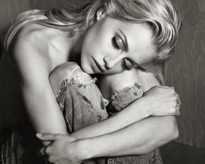 Brittany Murphy Sleeping