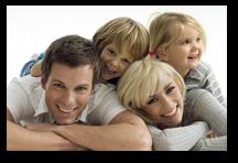 Mold free, happy family.